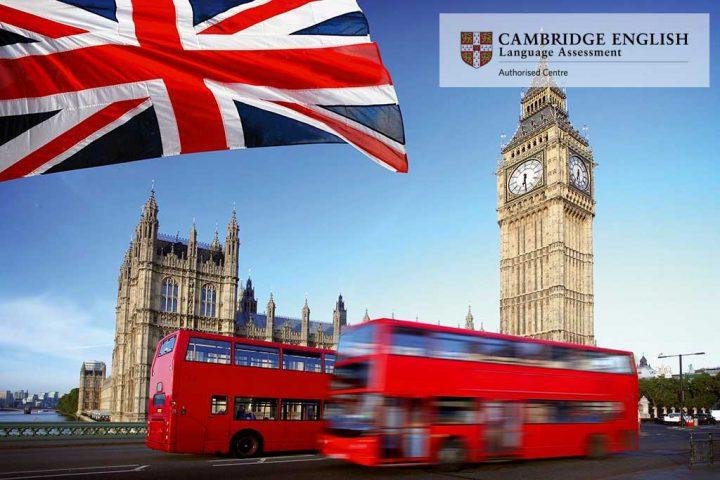 Somos sede para los exámenes de Cambridge English