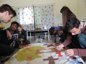 Visita al Instituto Especial Niño Jesús