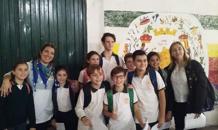 El Club de Matemáticas presente en las Olimpiadas Ñandú
