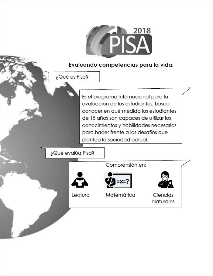 Evaluación PISA 2018